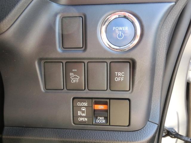 ハイブリッドX 1年保証付 スマートキー プッシュスタート 純正SDナビ フルセグ Bluetooth DVD CD バックカメラ ETC オートエアコン ステアリングスイッチ 電動スライドドア オートライトLED(15枚目)