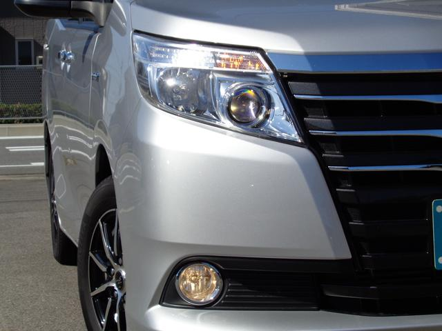 ハイブリッドX セーフティーセンス 1年保証付 衝突軽減装置付 純正9インチナビ フルセグ Bluetooth DVD CD バックカメラ ETC 両側電動スライドドア オートライトLED 15インチアルミホイール(18枚目)