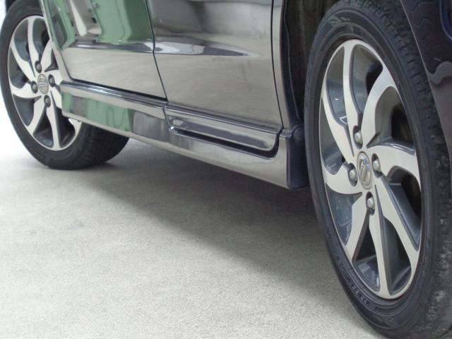 ハイウェイスターターボ 1年保証 スマートキー Pスタート 両側パワスライドドア HIDヘッドライト フォグランプ 純正アルミホイール オーディオ CD(20枚目)