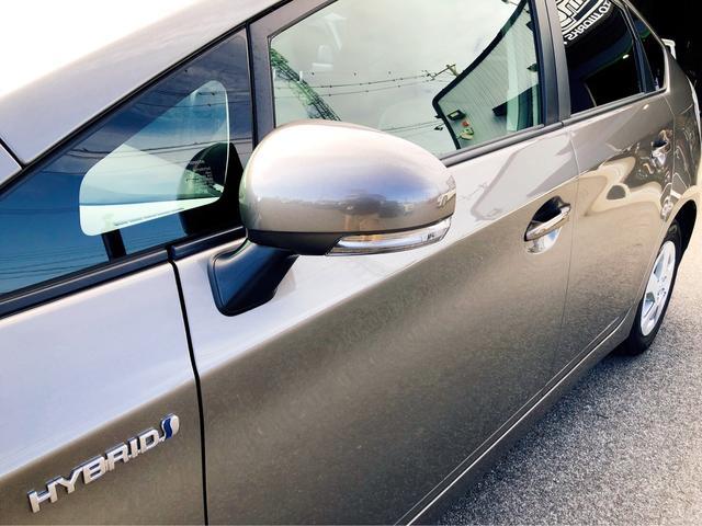 トヨタ プリウス S LEDエディション ナビフルセグTV バックカメラ