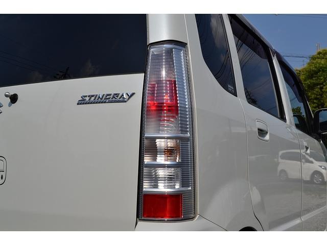 スズキ ワゴンR スティングレーT ナビ ETC ターボ インテリキー HID