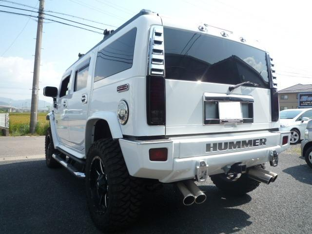「ハマー」「ハマー H2」「SUV・クロカン」「岐阜県」の中古車9
