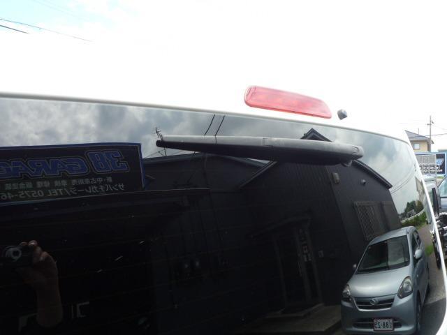 スーパーGL ダークプライム 4WD レカロ 社外リーフ(11枚目)