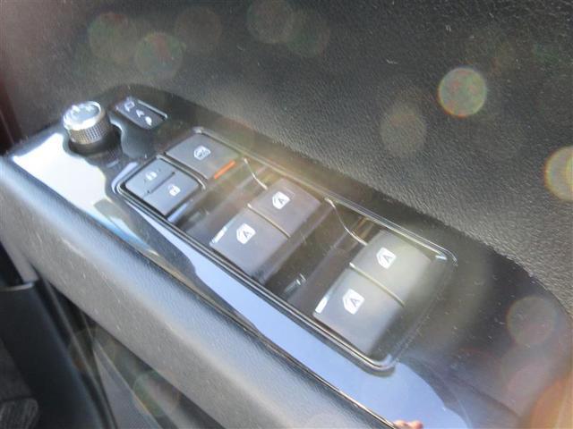 外装は、納車前の磨きで消えないような深い線傷もあります。写真は、運転席ドアの線傷です。