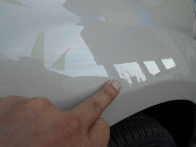 プラスハナ 修復跡 ワンオーナー 禁煙車 CDラジオ(18枚目)