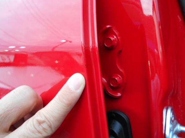 F ワンオーナー 禁煙車 タイヤ4本新品 フルセグ付7型SDナビ スマートキー(17枚目)