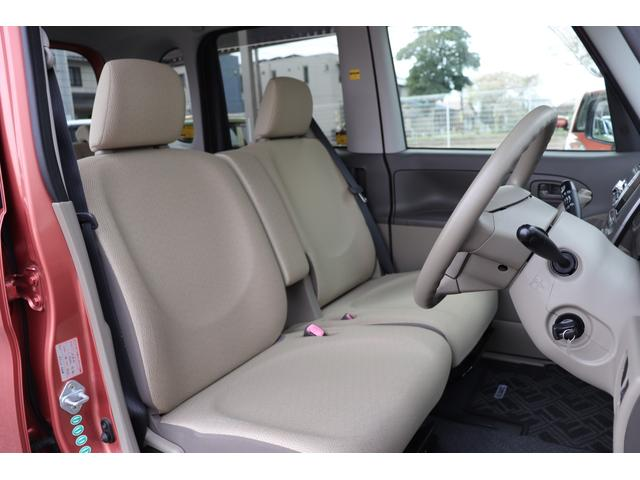 ★ベンチシートでゆったり座れます!長時間の運転の際に良さを実感できます。また隣に座る方との会話も弾みますよ♪助手席に荷物がたくさん置ける、左右どちら側でも乗り降りできる等のメリットもあります♪