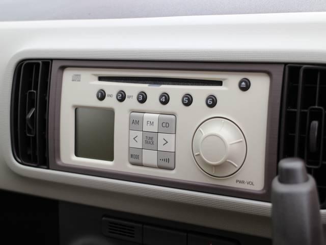 トヨタ パッソ プラスハナ 純正CD キーレス