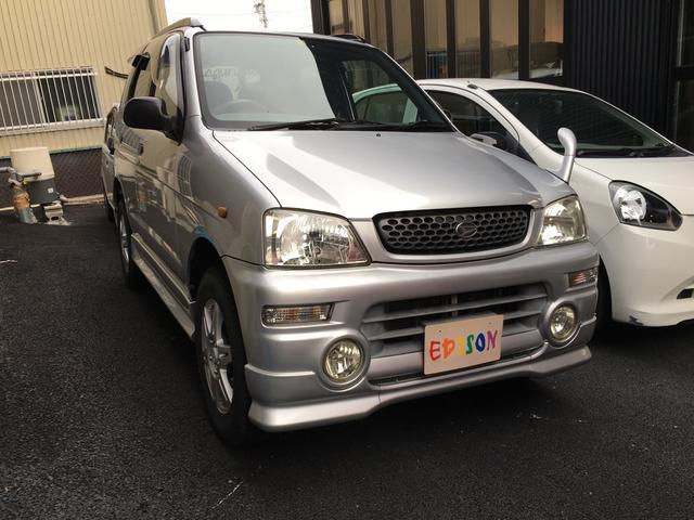 ダイハツ テリオスキッド CL 4WD