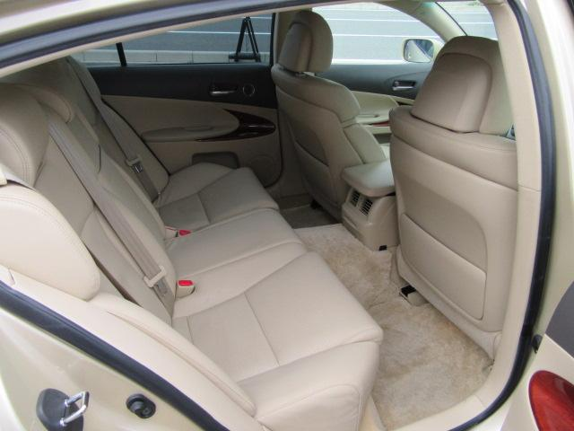 レクサス GS GS350 革シート 20外アルミ 車高調