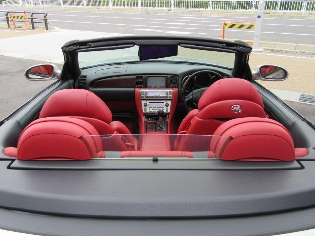 トヨタ ソアラ 430SCV ノーブルカラーED ローダウン 19アルミ