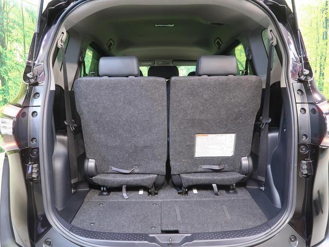 ハイブリッドG クエロ セーフティセンス 両側電動スライドドア SDナビ 地デジ バックカメラ ハーフレザーシート ETC LEDヘッド スマートキー オートエアコン オートライト 電動格納ミラー ABS ESC 記録簿(14枚目)