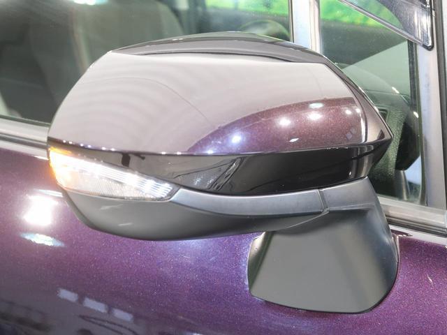 ハイブリッドG クエロ セーフティセンス 両側電動スライドドア SDナビ 地デジ バックカメラ ハーフレザーシート ETC LEDヘッド スマートキー オートエアコン オートライト 電動格納ミラー ABS ESC 記録簿(28枚目)