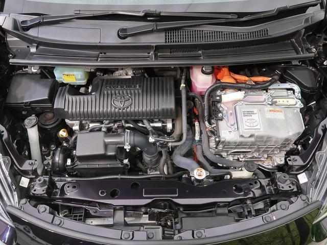 ハイブリッドG クエロ セーフティセンス 両側電動スライドドア SDナビ 地デジ バックカメラ ハーフレザーシート ETC LEDヘッド スマートキー オートエアコン オートライト 電動格納ミラー ABS ESC 記録簿(53枚目)