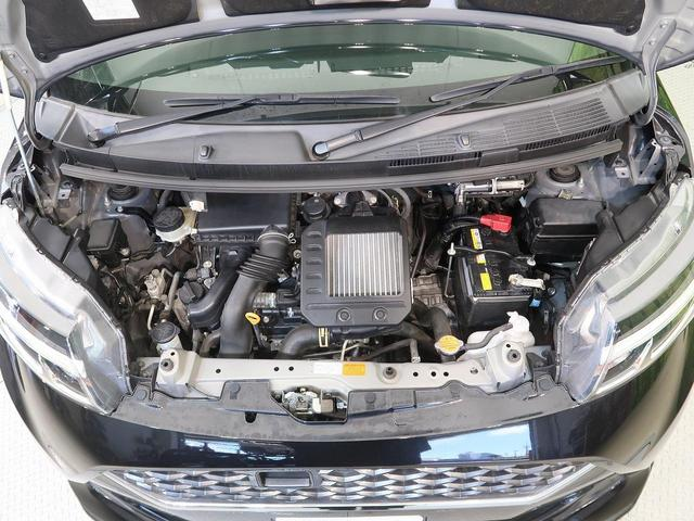 カスタムG-T 衝突被害軽減装置 両側電動スライドドア ターボ 純正9型ナビ バックモニター ビルトインETC クルーズコントロール LED アイドリングストップ 純正15インチアルミ 禁煙車 スマートキー(20枚目)