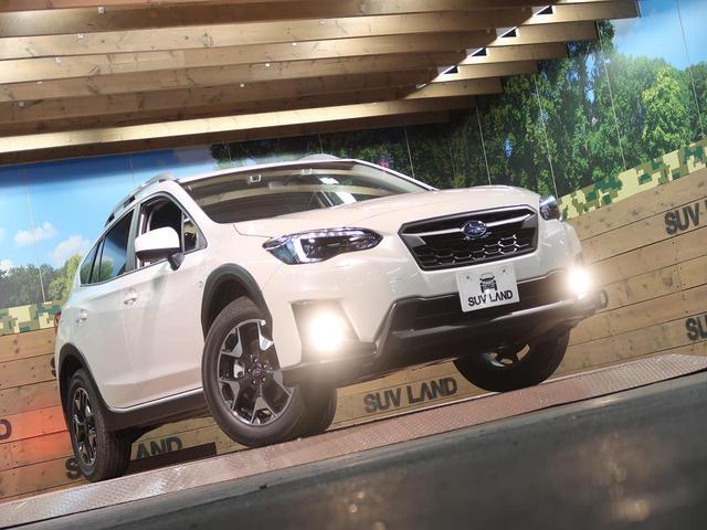 スバル インプレッサXV 1.6i-L アイサイト 登録済未使用車 衝突被害軽減装置