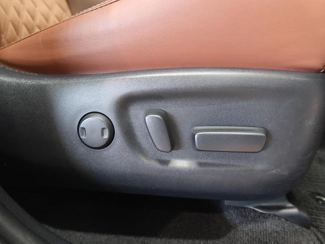 【パワーシート】最適なシートポジションを提供し、疲れにくくより快適にお乗りいただけます