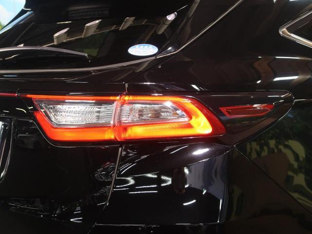 プレミアム 純正9型ナビ 後期 レザーシート セーフティーセンス レーダークルーズコントロール パワーシート パワーバックドア LEDヘッドライト オートライト スマートキー バックモニター 純正18AW ETC(32枚目)