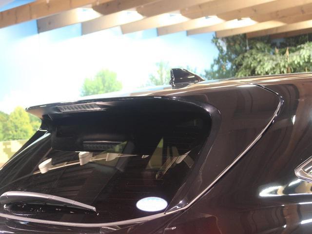 プレミアム 純正9型ナビ 後期 レザーシート セーフティーセンス レーダークルーズコントロール パワーシート パワーバックドア LEDヘッドライト オートライト スマートキー バックモニター 純正18AW ETC(33枚目)
