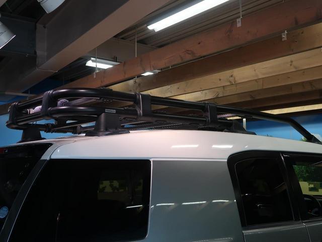 ルーフキャリア装着車両☆キャンプの時などの大荷物も心配いりません♪