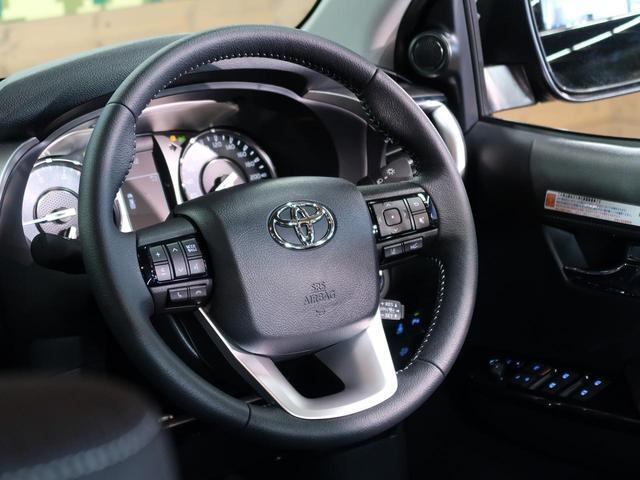 Z 登録済未使用車 トヨタセーフティセンス レーダークルーズコントロール デフロック スマートキー LEDヘッドライト クリアランスソナー ディーゼルターボ アイドリングストップ(10枚目)