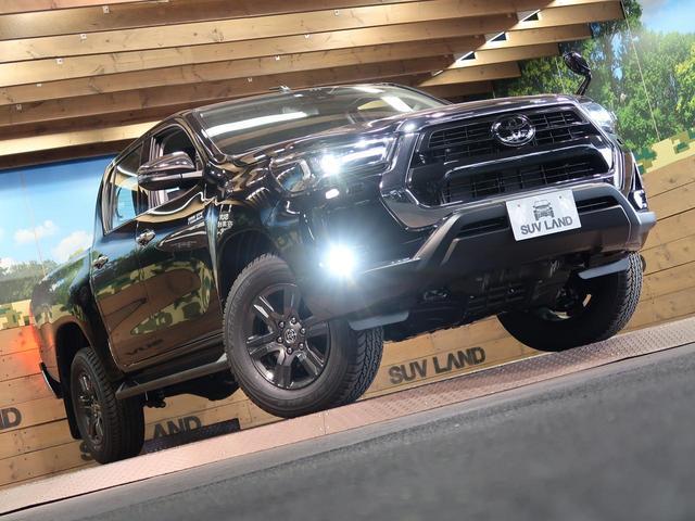 Z 登録済未使用車 トヨタセーフティセンス レーダークルーズコントロール デフロック スマートキー LEDヘッドライト クリアランスソナー ディーゼルターボ アイドリングストップ(24枚目)