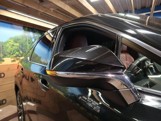 RX300 Fスポーツ メーカーナビ レーダークルーズコントロール プリクラッシュセーフティ レッドレザーシート クリアランスソナー LEDヘッドライト パワーバックドア 禁煙車(19枚目)