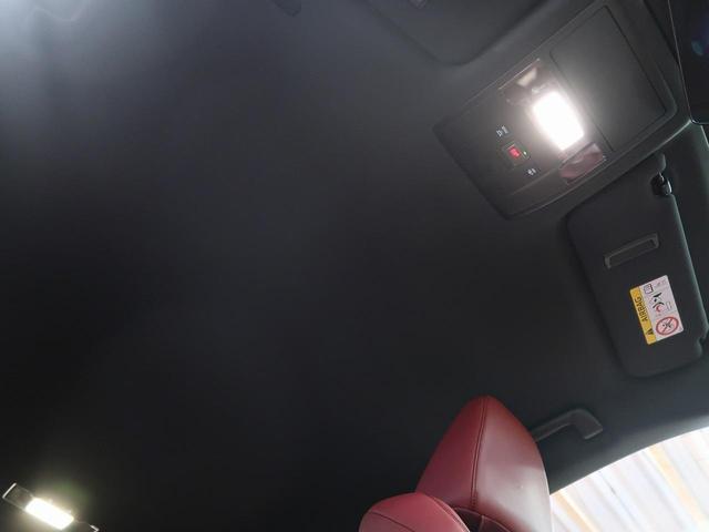 RX300 Fスポーツ メーカーナビ レーダークルーズコントロール プリクラッシュセーフティ レッドレザーシート クリアランスソナー LEDヘッドライト パワーバックドア 禁煙車(48枚目)