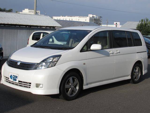 「トヨタ」「アイシス」「ミニバン・ワンボックス」「愛知県」の中古車4