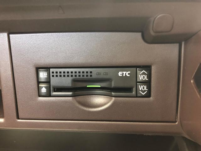 ETC付で高速道路の料金支払いも簡単楽々です(^^)お金を準備する手間が省けますね♪ゲートの通過速度はお守りくださいね????