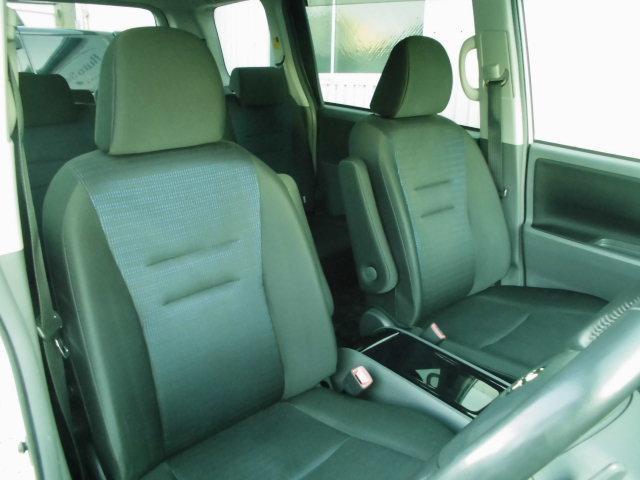 運転席シートの状態も、破れ・シミなどもなく良好です!!