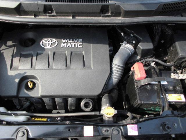 タイミングチェーンエンジン!!10モード/10・15モード燃費14.2km/リットル(カタログ)