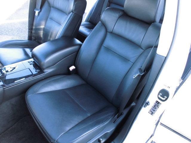 トヨタ クラウン アスリート 黒革 サンルーフ マクレビ 19インチ 車高調