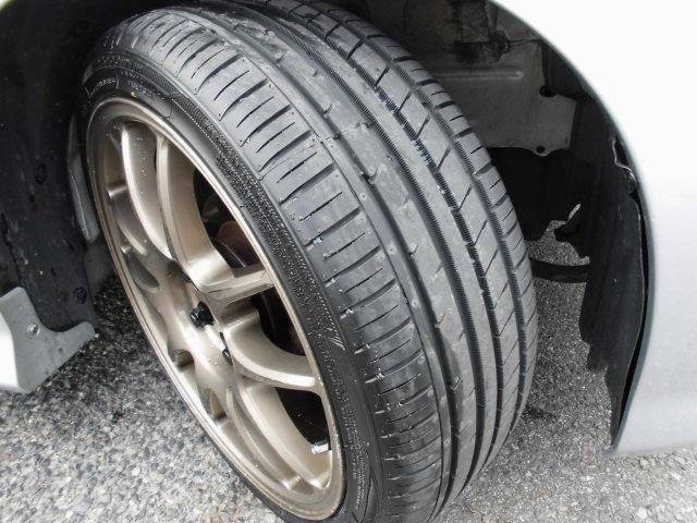 ★入庫時に新品タイヤに交換しています!