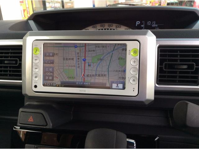 ダイハツ ウェイク LSAII 両側パワースライドD 新車保証 プッシュスタート