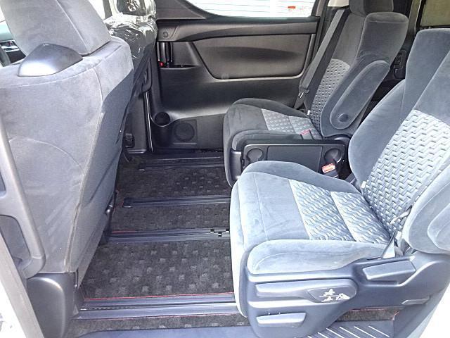 トヨタ ヴェルファイア 2.5Z AエディショBLITZフルカスタム展示デモカー販売