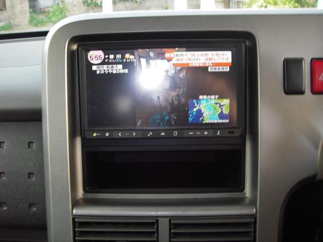 日産 キューブキュービック SX ナビ フルセグTV ETC