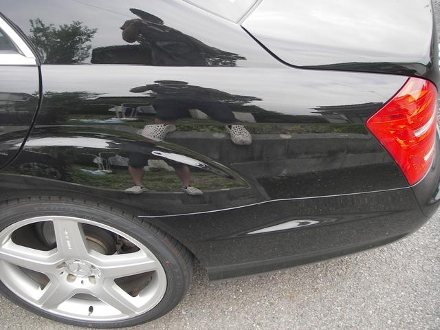 S550ロング 後期仕様 ナビ フルセグTV 左ハンドル(17枚目)
