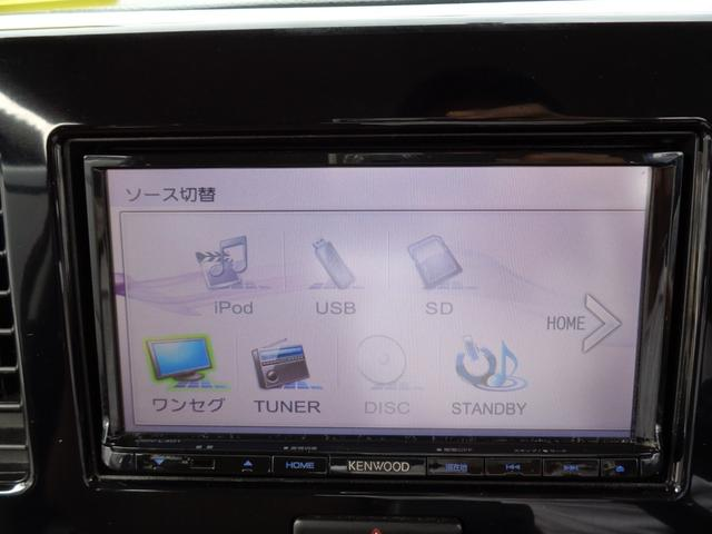 S メモリーナビ ワンセグTV CD録音 DVD再生 ETC ベンチシート タイヤ新品(19枚目)