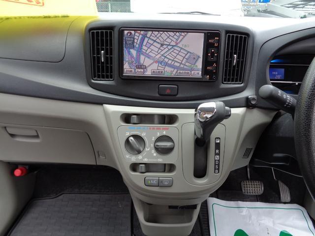 X SA HDDナビ ワンセグTV Bluetooth CD録音 DVD再生 ETC 衝突被害軽減ブレーキ i-STOP 純正アルミ タイヤ新品 キーレス 電動格納ドアミラー プライバシーガラス 後期モデル(24枚目)