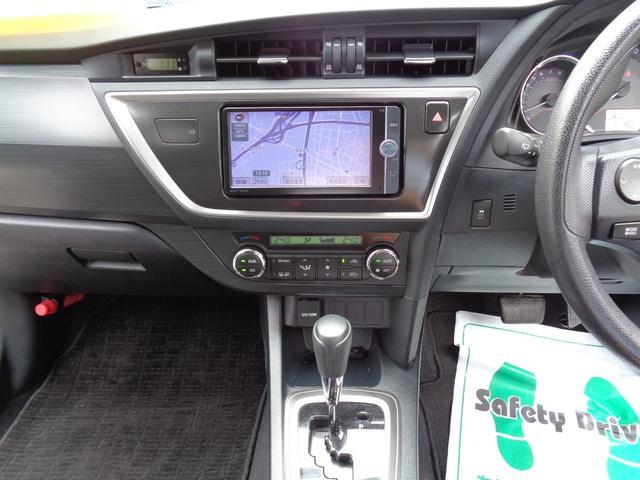 150X 純正SDナビ ドライブレコーダー Bluetooth フルセグTV CD録音 DVD再生 ETC レーダー探知機 スマートキー プッシュスタート ステアリングスイッチ オートエアコン 16インチアルミ(25枚目)