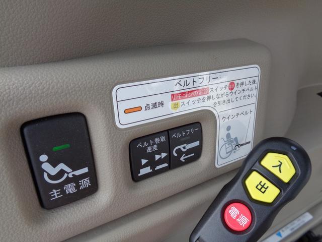 電動ウィンチ付 リモコン付きの電動ウィンチで引っ張ると楽に乗る事が出来ます☆