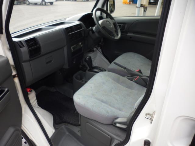 日産 クリッパーバン GL ハイルーフ・両側スライドドア・エアコン・キーレス・CD