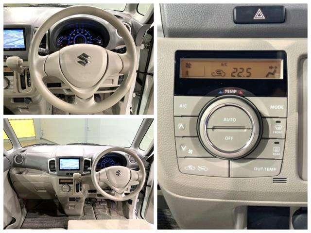 X 社外メモリーナビ 片側電動スライドドア TVナビ メモリーナビゲーション イモビライザー スマ-トキ- CD ベンチシート キーレス ABS オートエアコン フルフラット Wエアバック エアバッグ(9枚目)