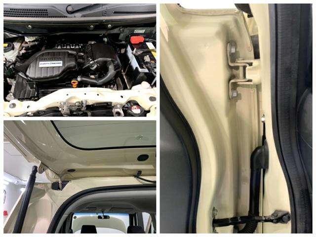G SSパッケージ 1年保証 禁煙車 両側電動スライドドア 1オナ 左右電動スライドドア 横滑り防止 アルミ スマートキ- ABS ベンチシート 盗難防止装置 CD オートエアコン キーフリ(14枚目)