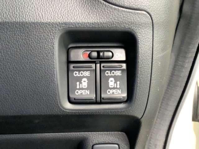 G SSパッケージ 1年保証 禁煙車 両側電動スライドドア 1オナ 左右電動スライドドア 横滑り防止 アルミ スマートキ- ABS ベンチシート 盗難防止装置 CD オートエアコン キーフリ(16枚目)