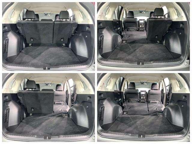 24G レザーパッケージ 1年保証 純正HDDナビ 社外AW HID ETC シートH クルコン スマートキー 4WD ワンオーナー ETC HDDナビ フルセグ レザーシート バックモニター 横滑り防止 Pシート(8枚目)