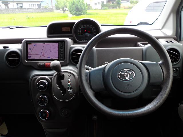 トヨタ スペイド F HDDナビ フルセグTV スマートキー