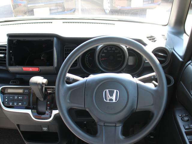 ホンダ N BOX G 届出済未使用車 両側スライドドア スマートキー