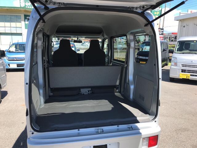 DX 5AGS ラジオ 両側スライド 届出済未使用車(18枚目)